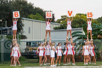 JV Cheerleading - 2012