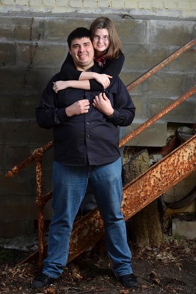 Leeana and Loren Engaged