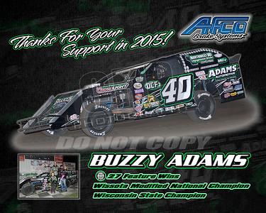 Buzzy Adams