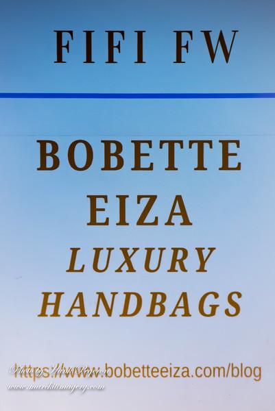 FIFI FW 2020 - Bobette Eiza