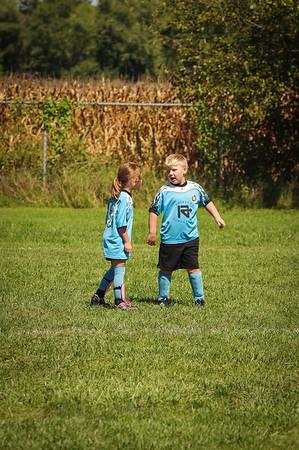 Belle-Clair Soccer League 9-14-14