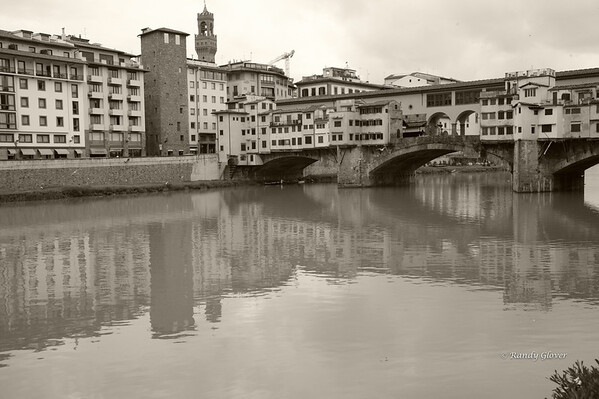 Florence (B&W)