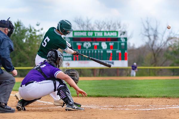 2021-04-15 | HS Baseball | Central Dauphin vs. Mifflin County