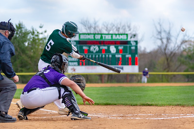2021-04-15   HS Baseball   Central Dauphin vs. Mifflin County
