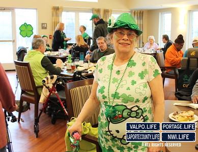 Belvedere Senior Living St. Patrick's Celebration 2019