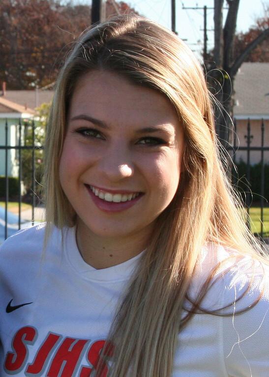 . Jenna Pillon ofSt. Joseph girls soccer
