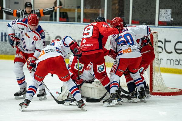 ATG Hockeyettan Södra: Hanhals Kings vs Tyringe 2019-10-09