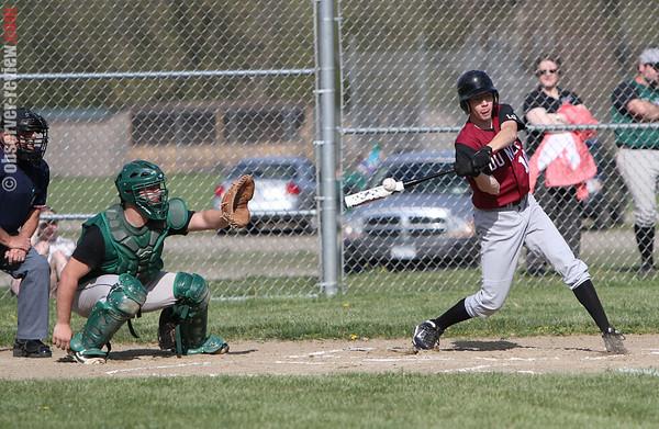 Dundee Baseball 4-16-12