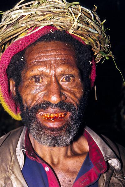 Kamang, Papua New Guinea 1996