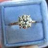 1.58ct Old European Cut Diamond Solitaire, EGL K VS2 28
