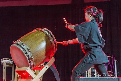 Otakon Vegas 2017 Taiko Drums