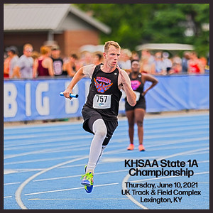 KHSAA State 1A Championships - Unified Races