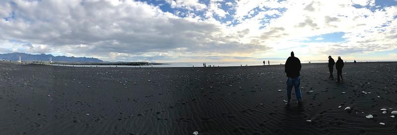 Jokulsarlon Glacial Beach