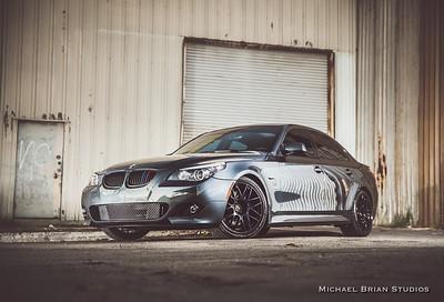 E60 BMW 550