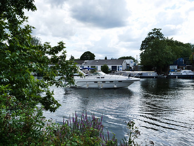 Staines Upon Thames England UK