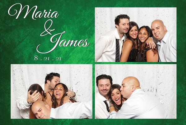 James and Maria
