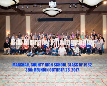 2017 Marshall County Class Of 1982 Reunion