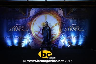 Doctor Strange Press Conference - 13 October, 2016
