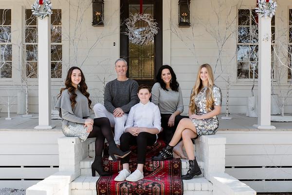 Matthews Family, 2020