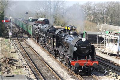 Mid Hants Railway