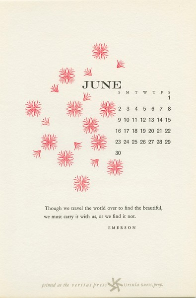June, 1963, Veritas Press