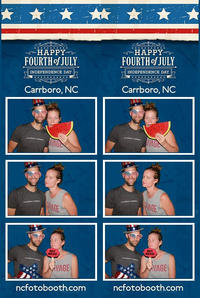 Carrboro 4th of July 2018
