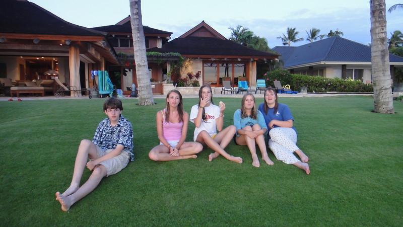 2011-08-10-0002-Maui with Hahns-Hale Ohia-Jeremy-Elena Beaulieu-Elaine-Audrey-Jenni Cooper.JPG