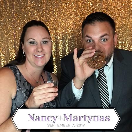 Nancy & Martynas' Wedding (09/07/19)