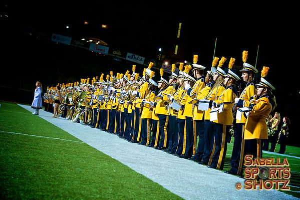 Geneva College Marching Band
