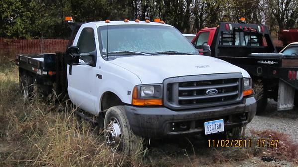 1999 f450 7.3 diesel 4 x 4,  $8500