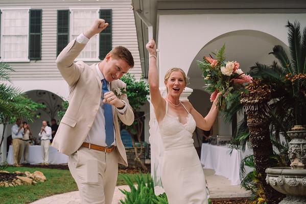 (Previews) Brad and Liz @ Washington Oaks and the Pena Peck House