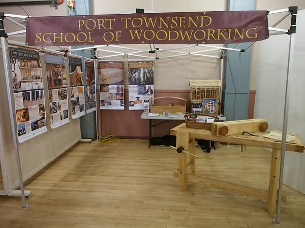 PT Woodworkers' Show 2016