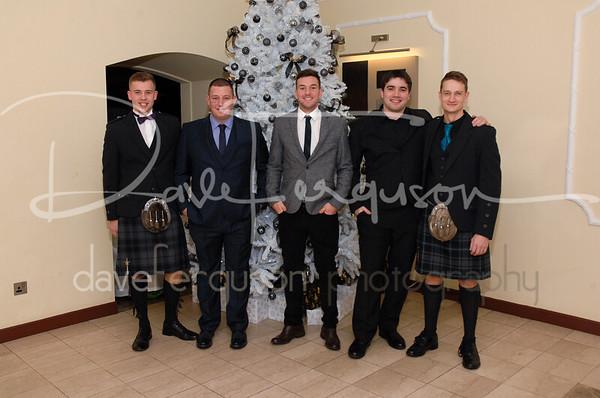 Airth Castle Xmas Parties 2014