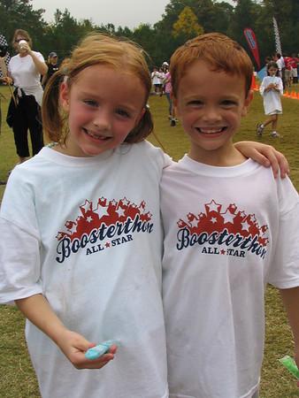 SBCE Boosterthon Fun Run, October 19, 2006