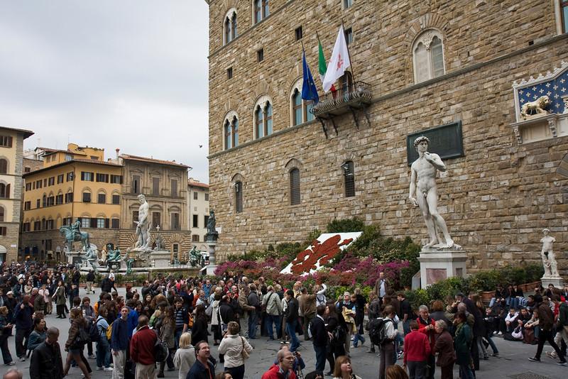 Piazza dello Signoria