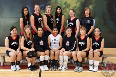 2010 Volleyball Girls Junior
