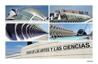 Ciudad de la Artes y las Ciencias @ Valencia