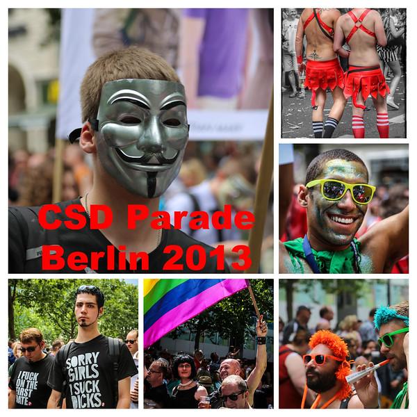 Christopher Street Day Parade, Berlin