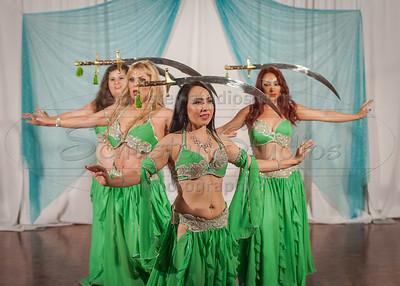 Bel's Mystic Oriental Dancers