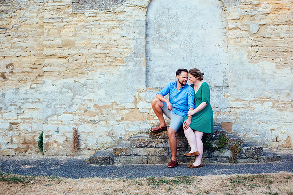 Amy & Mark - Pre Wedding
