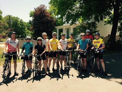 2015 Bike Rides