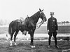 Unknown Mounted Officer 1927