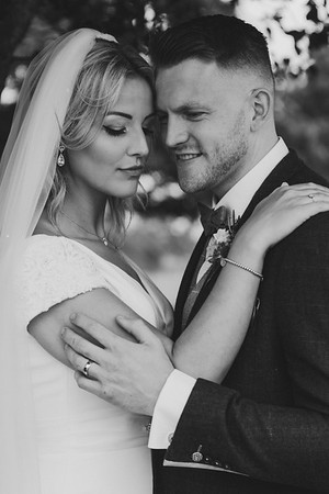 Shannan and Karl Wedding