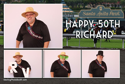Richard's 50th Birthday