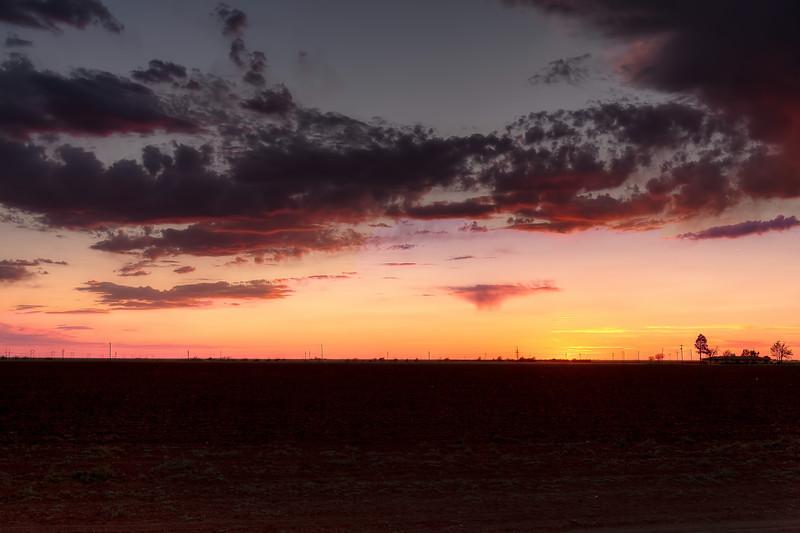 Sunsets, 5-3-2012