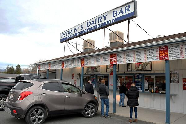 Pedrin's Dairy Bar is open - 031220