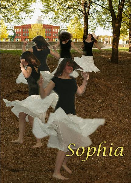 Sophia!