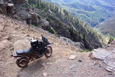 Home From Ouray '04