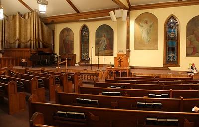Vacation Bible School, Bethany ECC, Church, Tamaqua (7-25-2014)