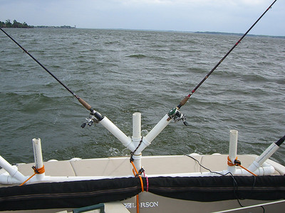 Lake Conroe---April 27, 2007